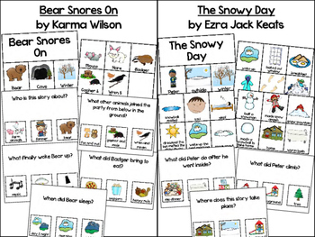 STORY TIME PACK: WINTER