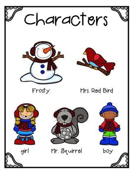 Winter Story Writing Activity