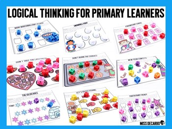 Winter Strategy Games Logical Thinking for Little Learners