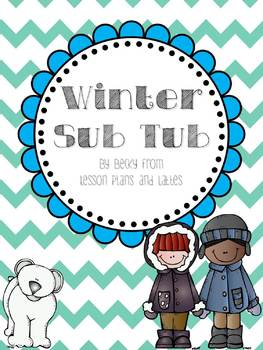 Winter Sub Tub