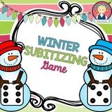 Winter Subitizing Game