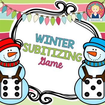 Winter Subitizing Game
