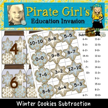 Winter Subtraction Game