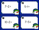 Winter Subtraction Task Cards (within 10)