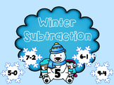 Winter Subtraction (within 5)