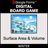 Winter: Surface Area and Volume - Digital Board Game | Goo