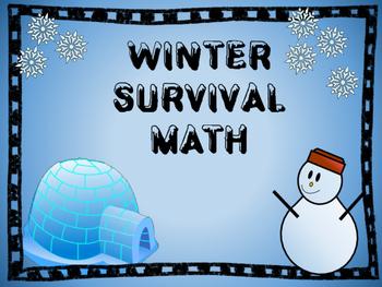Winter Survival Math