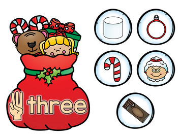 Winter Syllable Count - Free