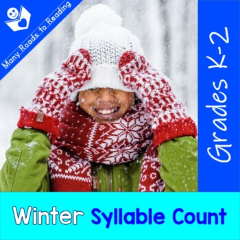 Winter Syllable Count: Grades 1-2