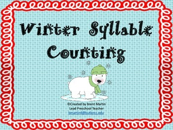 Winter Syllable Counting