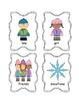Winter Syllable Sort {A Phonemic Awareness Activity}