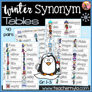 Winter Synonym
