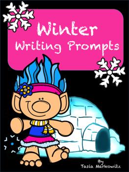 Winter TROLL Writing Prompt