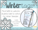 Winter Tags