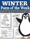 Winter Poem of the Week