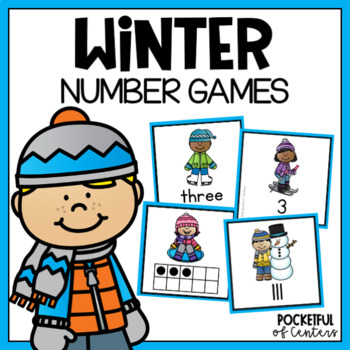 Winter Tally Mark Memory Match