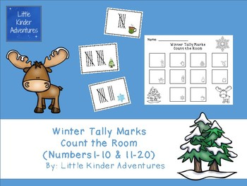 Winter Tally Marks Count the Room