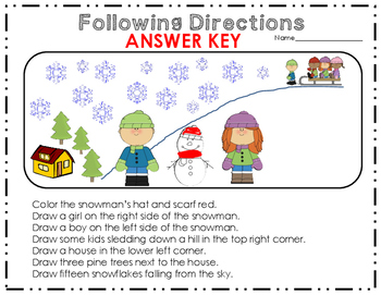 Winter Task Cards and Fun Activity Pack