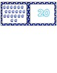 Winter Teen Number Matching Cards