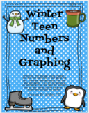 Winter Teen Numbers and Graphing