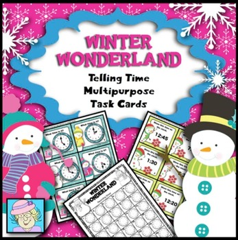 Telling Time: Winter