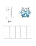 Winter- Ten Frame Cards
