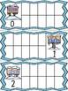 Winter Ten Frame Cards: Frozen Signs