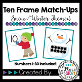 Winter Ten Frame Match-Ups