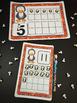 Winter Ten-Frame and Number Cards SET #2