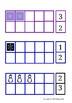 Winter Ten Frames 1-10