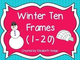 Winter Ten Frames (1-20)