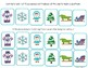 Winter Theme AB Pattern