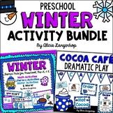 Preschool Winter Theme Activity Pack