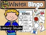 Winter Theme Bingo Game