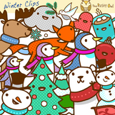 Winter Theme Clipart