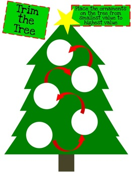 Winter Theme Math Center Activities for Upper Elementary (5 included)