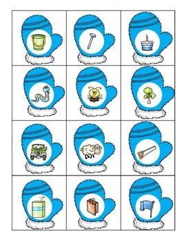 Winter Theme Pack for Preschool & Kindergarten