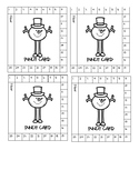 Winter Theme Punch Cards - Behavior Management