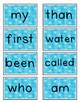Winter Theme Sight Words Game 3 (Fry List)