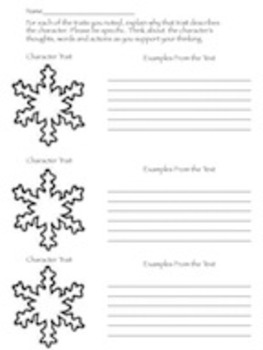 Winter : A Complete Reading and Writing Activity Pack