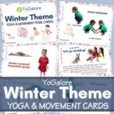 Winter Theme Yoga & Movement Cards