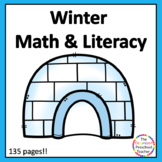 Winter Themed Activity Bundle
