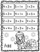 Winter Themed Addition and Subtraction Printables (Kindergarten or 1st)