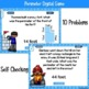 Winter Themed Area and Perimeter PowerPoint Mini Games- 3 Games