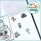 Winter Articulation Activities for Notebooks