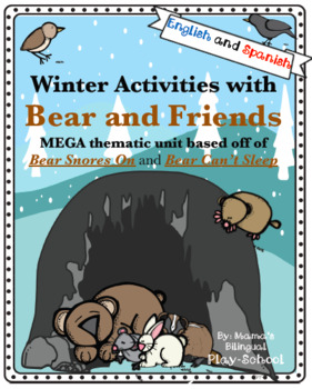 Bear Snores On Coloring Page Worksheets Teaching Resources Tpt