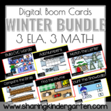 Winter Themed Boom Cards Bundle