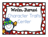 Winter Themed Character Traits Center