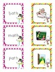 Winter Themed Digraph Concentration Game