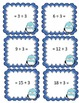 Winter Themed Division Flash Cards & Memory Game 3.OA.A.2